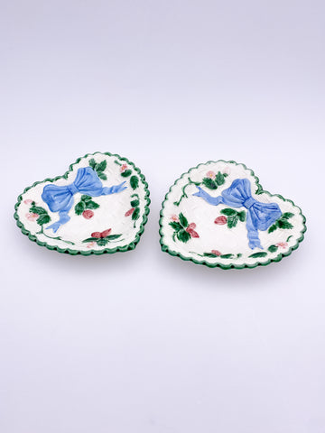 Heart Shaped Ceramic Dish
