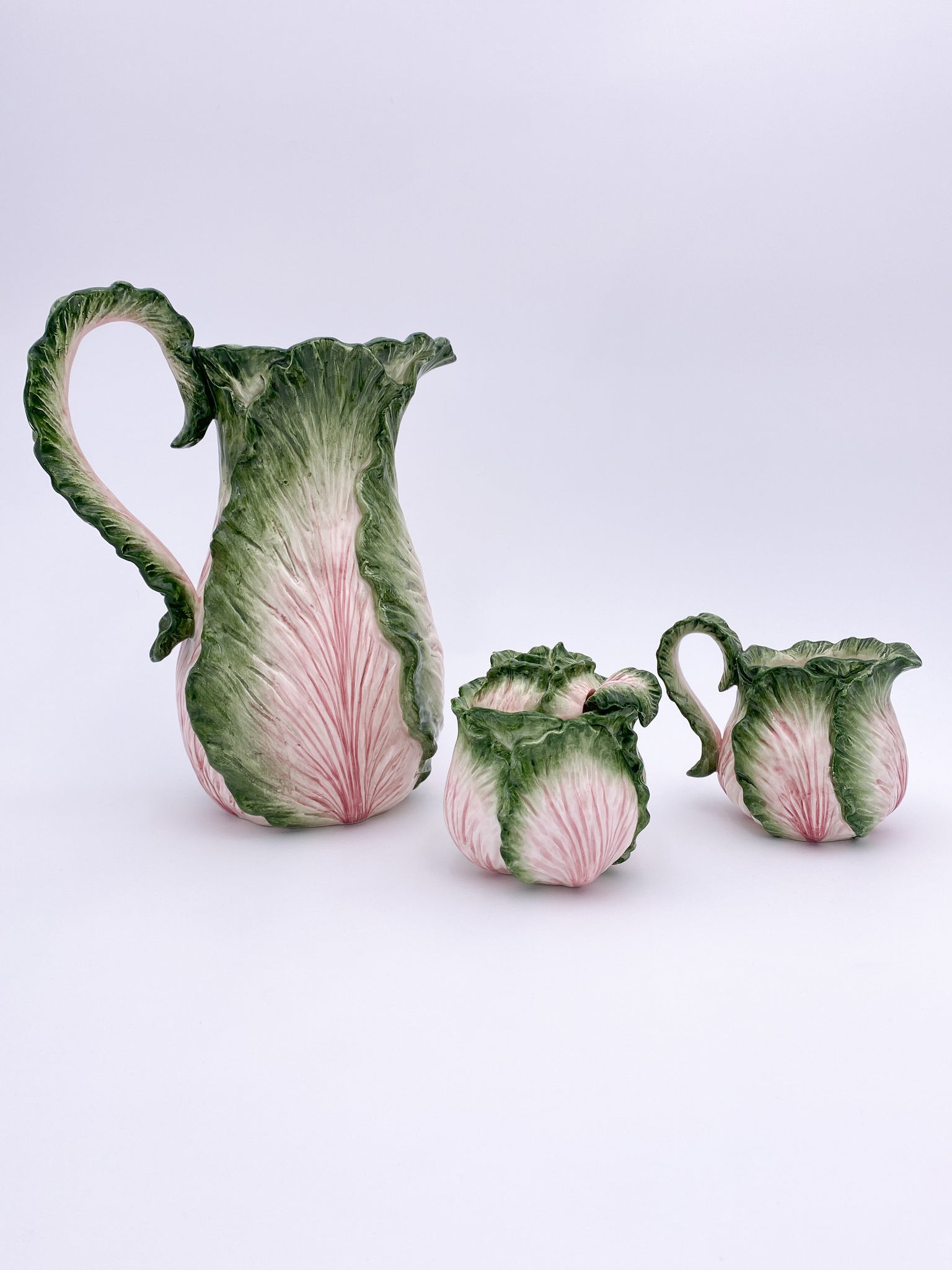 Cabbage Leaf Set