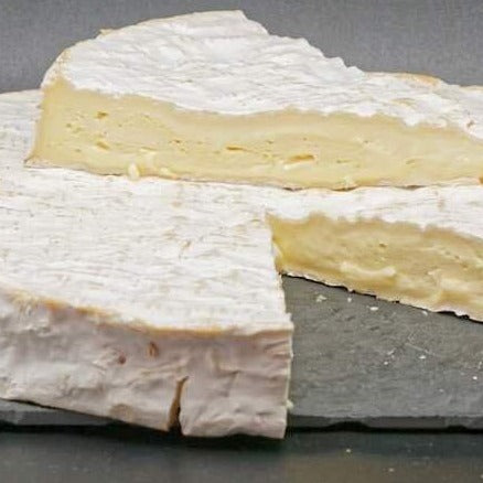 Large wheel of Brie