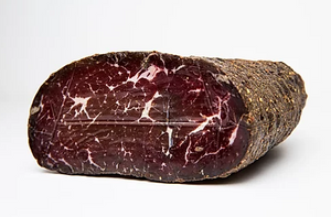 Cured beef