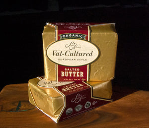 Sierra Nevada Vat-Cultured Salted Butter