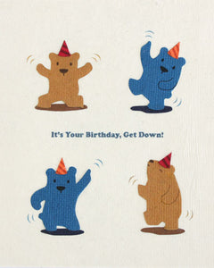 Dancing Bears Birthday