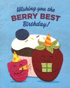 Berry Best Birthday