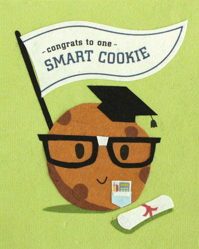 Smart Cookie Congrats