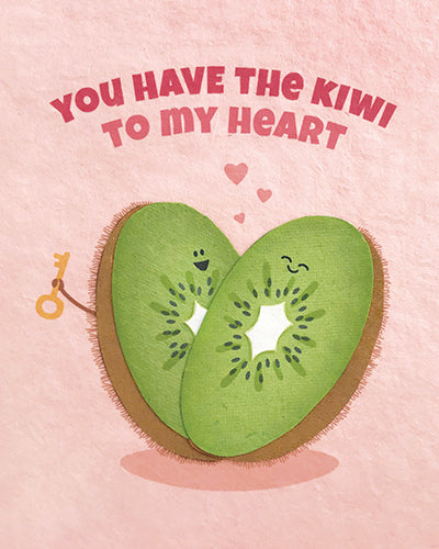 Kiwi To My Heart