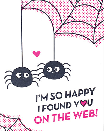 On The Web Love