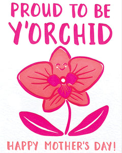 Y'Orchid Mother's Day