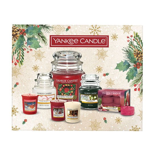 Yankee Candle Christmas Selection Gift Set