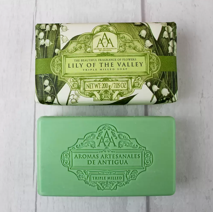 AAA Soap Bar – Lily of the Valley