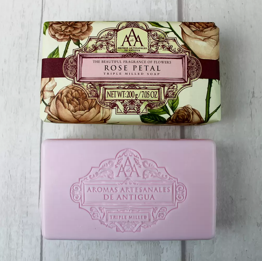 AAA Soap Bar – Rose Petal