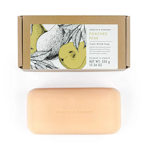 Poached Pear Soap