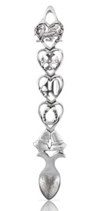 40th Anniversary Pewter Lovespoon