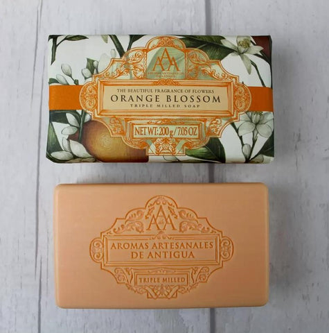 AAA Soap Bar – Orange Blossom