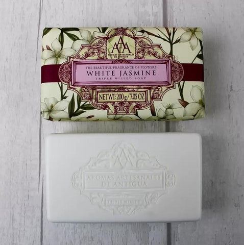 AAA Soap Bar – White Jasmine