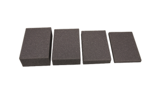 "Rectangular Blocks .5""H x 4""W x 6""L"