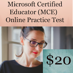 Microsoft Certified Education (MCE) Online Practice Test