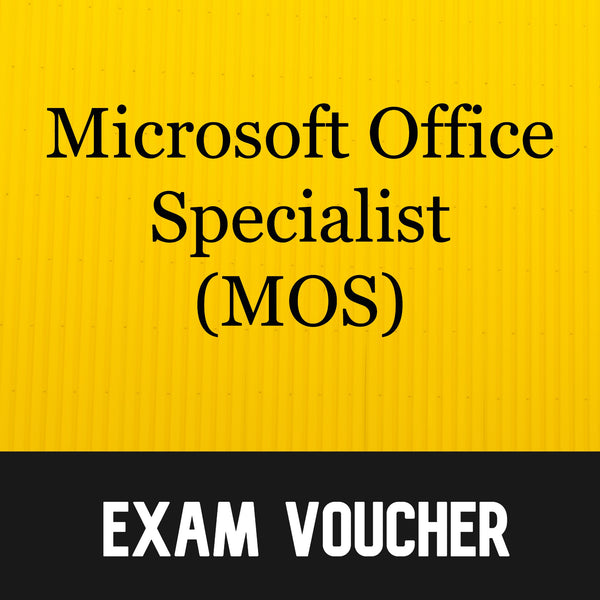 MOS Exam Voucher