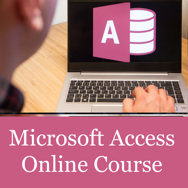 Introduction to Microsoft Access 2019/Office 365 (Self-Pace) Online Course