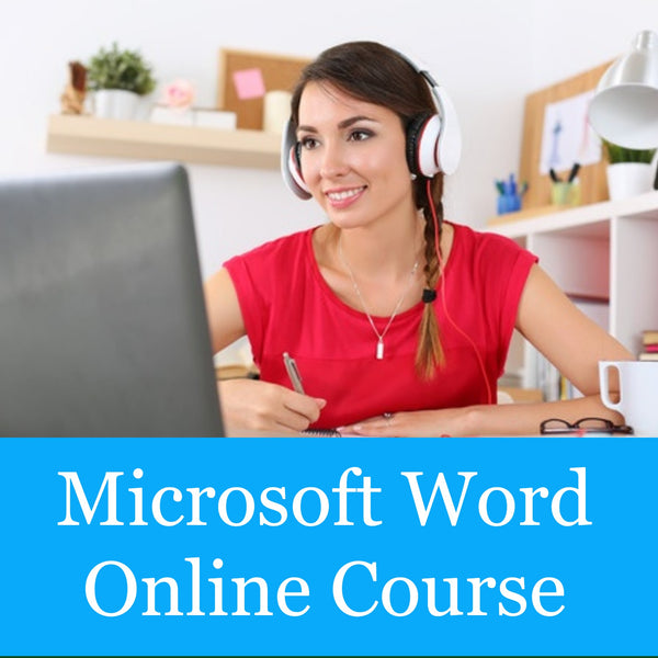 Introduction to Microsoft Word 2019/Office 365 Online Course (Self-Pace)