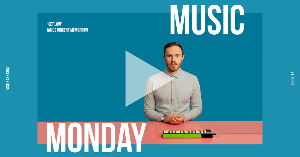 "Music Monday | James Vincent McMorrow's ""Get Low"""