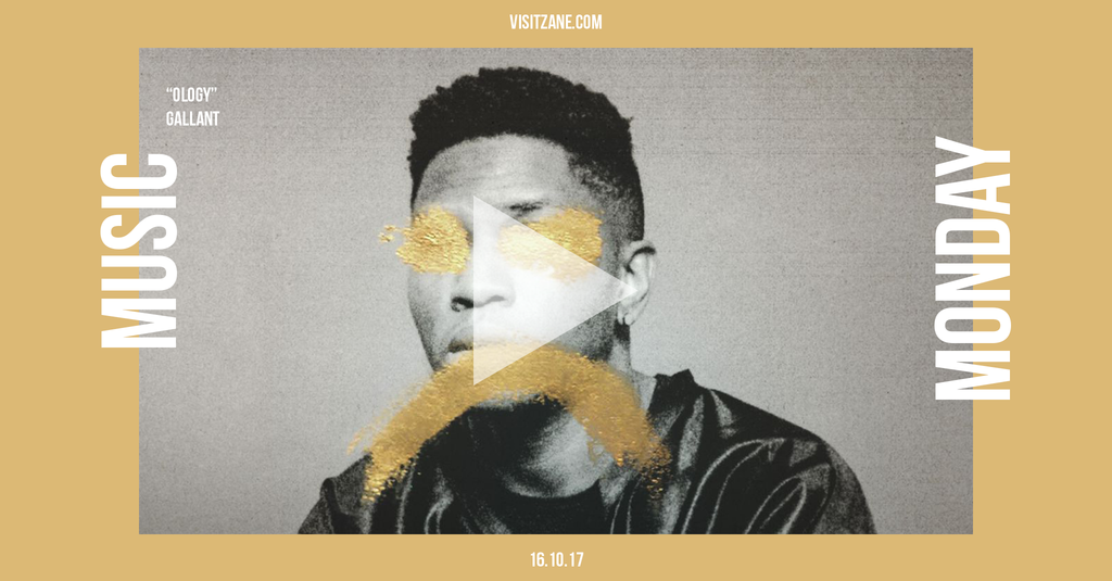 "Music Monday | Gallant's ""Ology"""