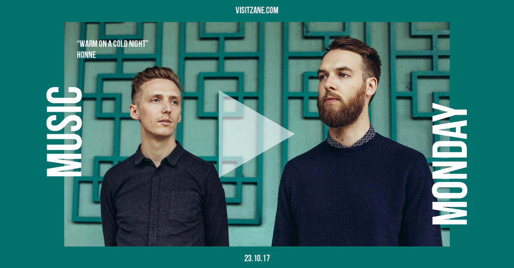 "Music Monday | HONNE's ""Warm On A Cold Night"""