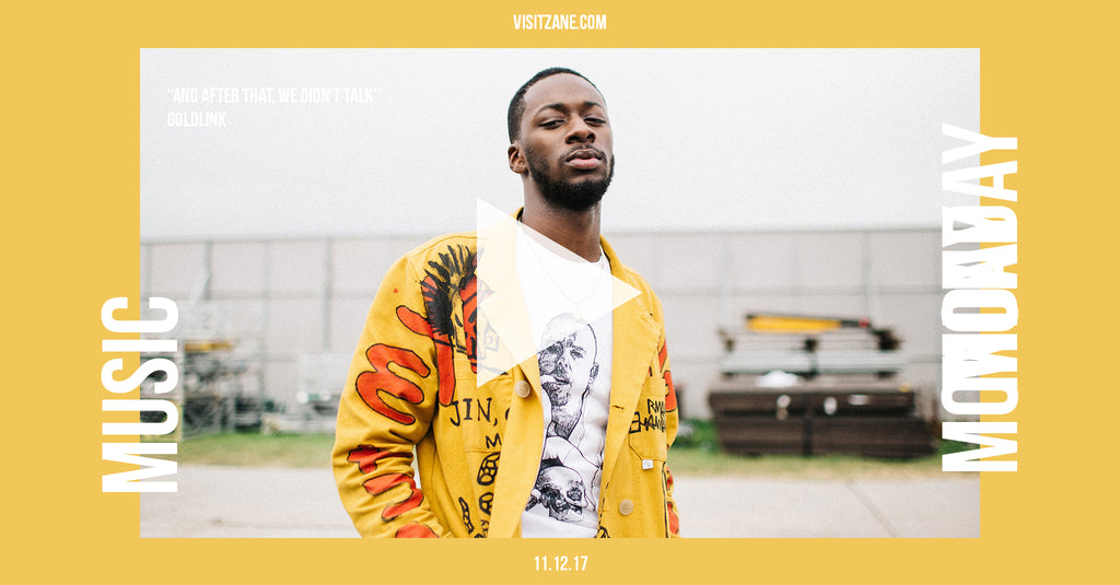 "Music Monday | GoldLink's ""And After That, We Didn't Talk"""
