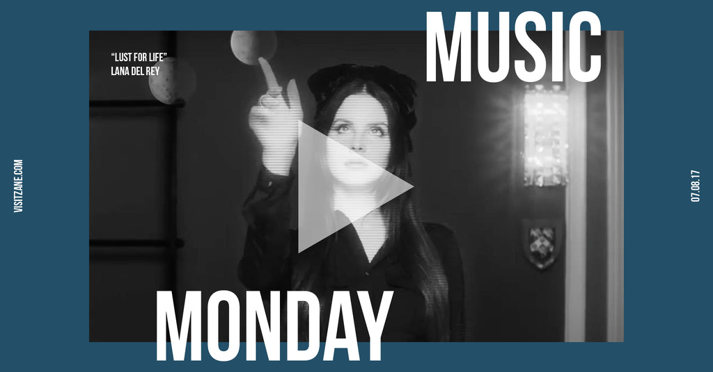 "Music Monday | Lana Del Rey's ""Lust for Life"""