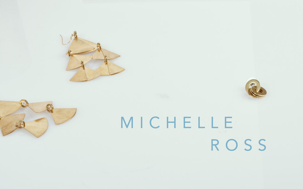 Spotlight: A look at Toronto's Michelle Ross's Jewellery Designs