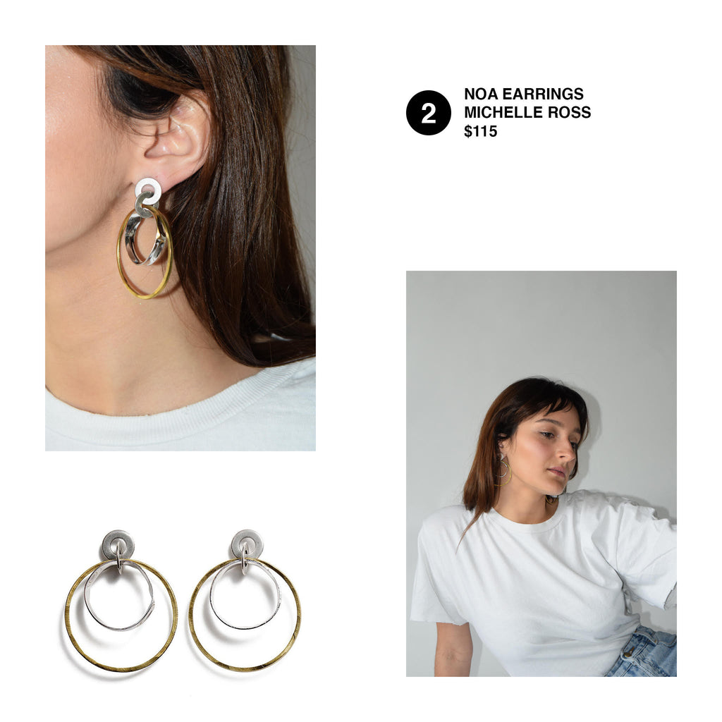 Noa Earring by Michelle Ross