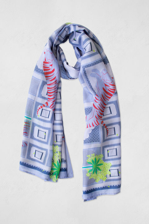 Haveli Large Scarf