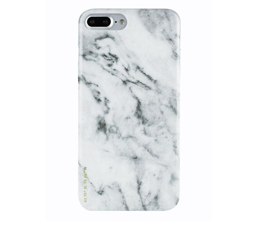 White Polished Marble