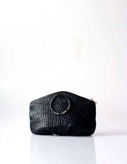 Pochette | Shrunken Lamb | Black