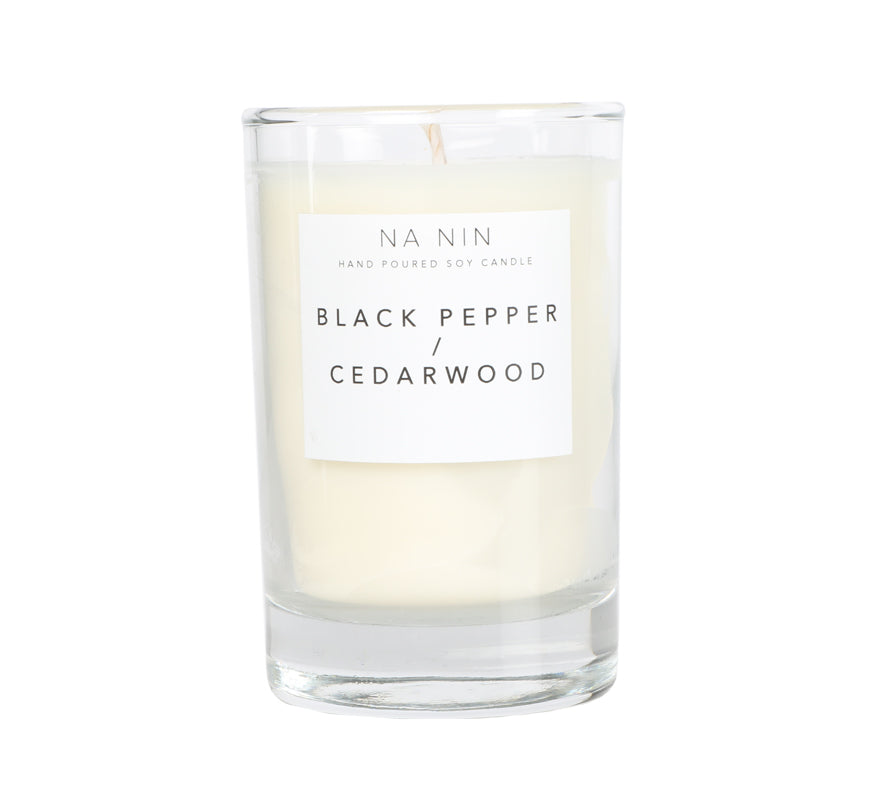 Black Pepper/ Cedarwood Candle 5oz