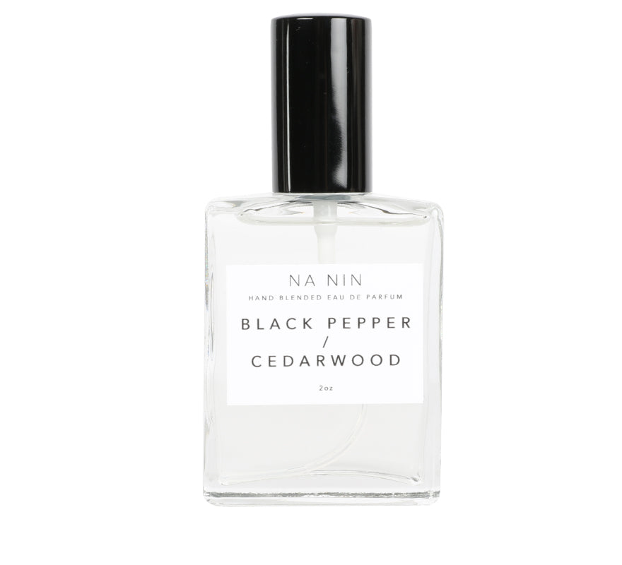 Black Pepper/ Cedarwood Eau De Parfum