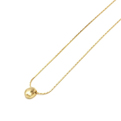 Galina Pendant | Small | 14k Gold Dipped