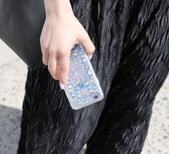 Kaleidoscope iPhone Case, Cosmic Clear