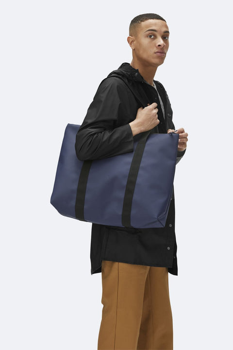City Tote Blue