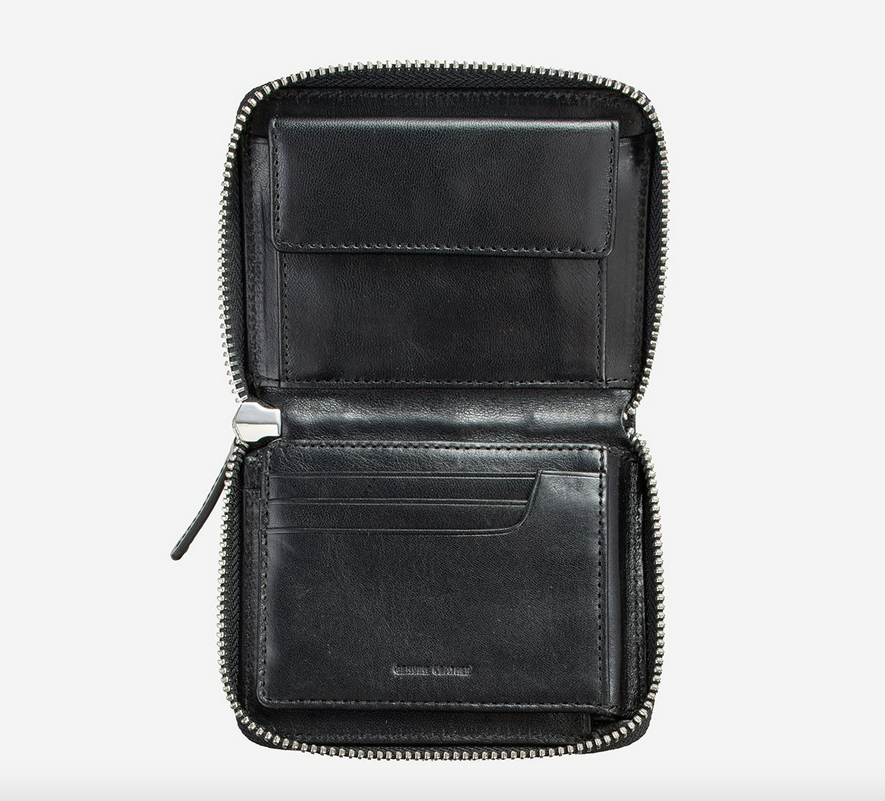 Darius Wallet Black