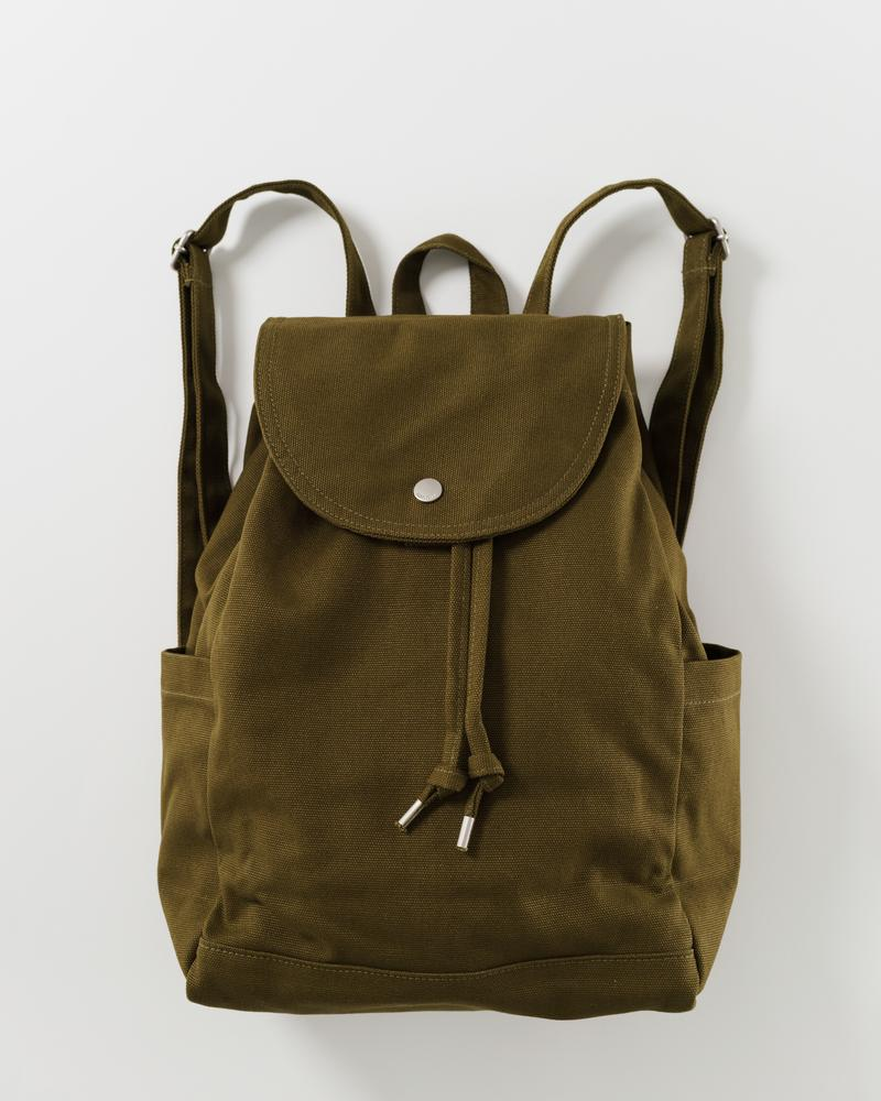 Drawstring Backpack Kelp