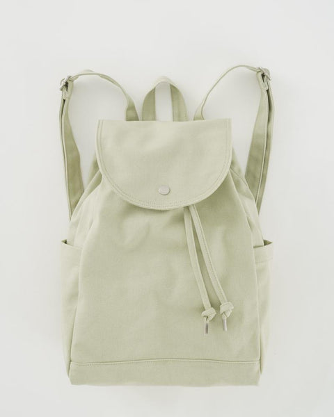 Drawstring Backpack | Matcha