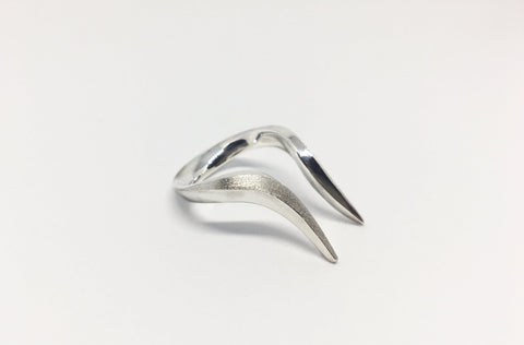 Taurus Ring | Sterling Silver