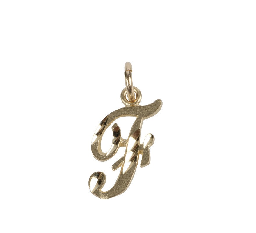 Come Again-Type 1 Charm, Gold-Jewelry-F-ZANE-Toronto-Canada