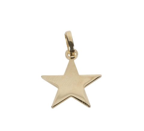 Come Again-Star Charm, Gold-Jewelry--ZANE-Toronto-Canada