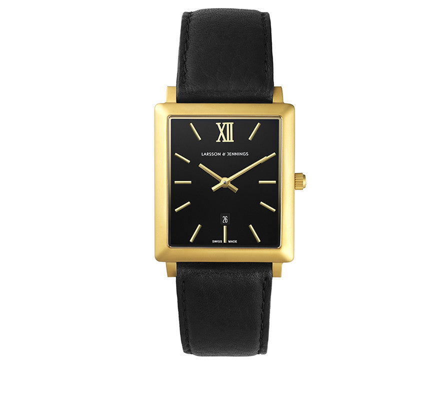 Larsson and Jennings-NORSE LARGE | GOLD-Watches-Gold-ZANE-Toronto-Canada