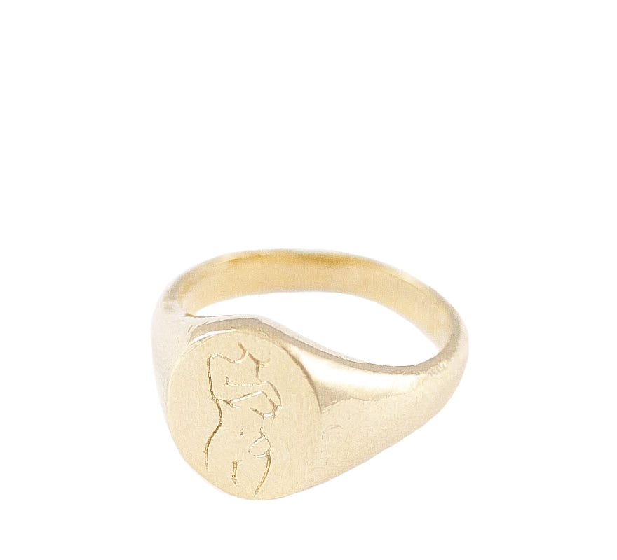 Wolf Circus-Femme Ring, Gold-Jewelry-6-ZANE-Toronto-Canada