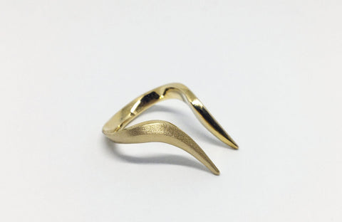 Taurus Ring Brass