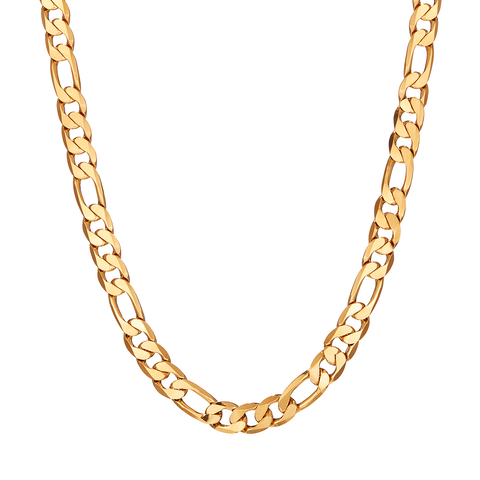 The Landry Necklace Long Gold