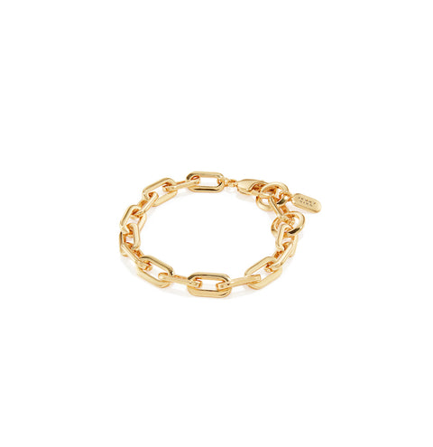 Toni Bracelet | Small | 14k Gold Dipped
