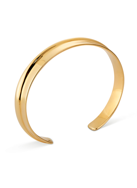 Ora Cuff | Slim | 14k Gold Dipped